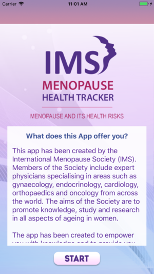 "New ""App"" for Menopausal Women"