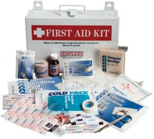 Creating your very own First Aid Kit