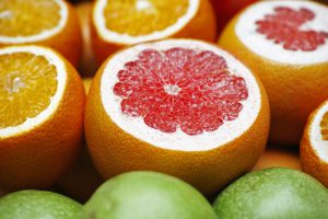 Fruit and Fruit Juices Affecting Medication